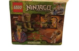 LEGO Ninjago 9440 Venomari Shrine NEW