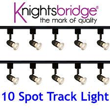 Knightsbridge 10 point éclairage sur Rail simple circuit lumière LED 5 mètres