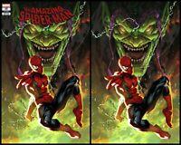 🔥🕸️ Amazing Spider-Man #49 Kael Ngu 🔥Virgin & Trade 🕸️ Venom Crain skan 27