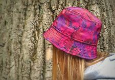 Valorisation Lab. Pattern Bucket Hat