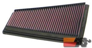 K&N Replacement Air Filter For PEUGEOT 306 2.0L-HDI 1999 33-2173
