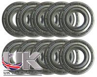 Wheel Bearings 17mm x 35mm 6003zz Pack of 10 UK KART STORE