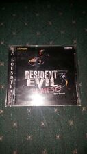 Resident Evil 3: Nemesis Official Soundtrack-RARE Promo-Capcom