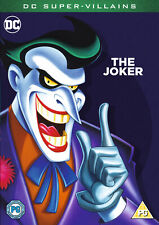 Dc Super-Villains: The Joker (DVD)