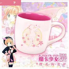Card Captor Sakura Kinomoto Wing Ceramic Coffee Cup Mug Limited Original