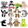 """Zoo Animals  - Build your own teddy bear plush making kit gift/party 20cm/8"""""""