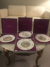 Royal Doulton Valentines Day Plate Set Of 4 1976-79