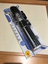 Hasbro Star Wars Darth Vader Lightsaber Cosplay Costume Toy Red Clone Wars