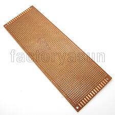 5PCS Prototype PCB 7x20cm Universal Single Side Copper Project Breadboard