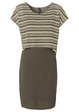 Damenkleider mit Rundhals-Ausschnitt aus Jersey für die Freizeit