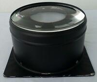 Beseler Lens 23C-II 23C-III-XL Enlarger Series Condenser Lens Assembly 10-07662