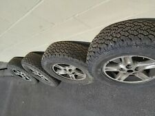 Land Rover Discovery td5 Alloy wheels/tyres
