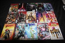 X-MEN FAMILY DELL'OTTO COVERS COMIC SET/LOT 134PC