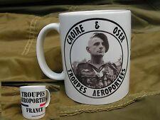 MUG - Croire et oser GENERAL BIGEARD - RPIMa TAP France GCP parachutiste ALGERIE
