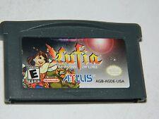 Lufia: The Ruins of Lore (Nintendo Game Boy Advance) GBA