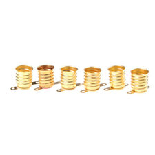 5pcs/set E10 Straight Copper Light Bulb Screw Base PCB Socket Lamp Holder FR