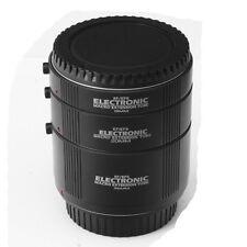 Electronic AF Autofokus Macro Extension Tube Ring 13+20+36 für Canon EOS EF S