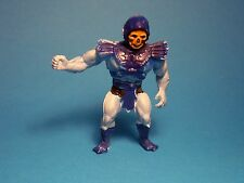 VINTAGE MASTERS OF THE UNIVERSE Figura-Skeletor matita/CAKE TOPPER DECORAZIONE