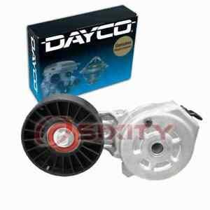 Dayco Drive Belt Tensioner Assembly for 1987-1993 Chevrolet S10 2.5L L4 kc