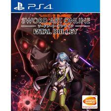 Sword Art Online Fatal Bullet - PAL Ps4 Game