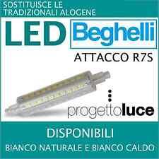 BEGHELLI 56115-114 LAMPADA A LED R7S 10W 2700K -4000K 117mm SOSTITUISCE ALOGENA