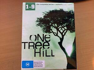 One Tree Hill The Complete Series Seasons 1-9 Sophia Bush(DVD 2003 49-Disc)R4 GC
