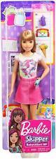 Skipper BARBIE Babysitters INC. SKIPPER Doll BLONDE with Phone Unicorn Rainbow