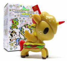 "Tokidoki UNICORNO SERIES 7 SLIDER 3"" Mini Vinyl Figure Toy Opened Blind Box"