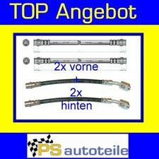 Bremsschlauch Satz vorne Bremsschlauch Satz hinten Audi A4 B5 B6 Avant BJ 97-04
