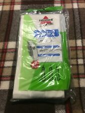 Genuine Bissell Paper Vacuum Bags Style 2 #32018 (3 Bags)