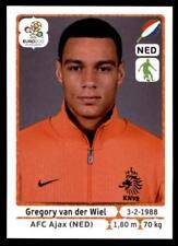 Panini Euro 2012 - Gregory van der Wiel Holland No. 175