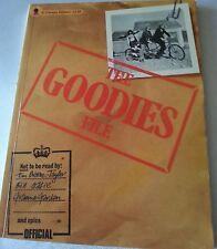 The Goodies File 1977 vintage retro comedy BBC TV Bill Oddie Graeme Garden