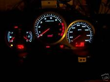 Subaru Impreza WRX STi GDB Gauge Overlay blue 03-04
