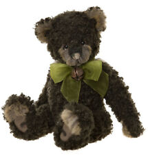 Victor - collectable jointed plush teddy bear by Charlie Bears - CB191935B
