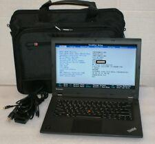 Lenovo ThinkPad L440 i3 4th Gen 2.4GHz 4GB 125GB SSD WiFi WebCam DVDRW CASE NICE