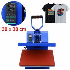 Samger Termopressa pressa sublimatica 38x38cm 1200W a caldo per stampa