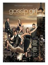 Gossip Girl The Complete Series Seasons 1-6 [DVD Box Set Blake Lively Drama] NEW