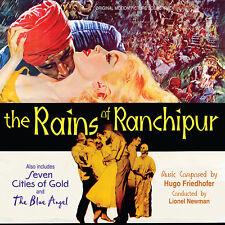 The Rains Of Ranchipur - 2 x CD Complete Scores - Limited 1000 - Hugo Friedhofer