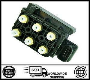 Suspension Solenoid Valve Block FOR Audi Q7 3.0 4.2 6.0 & VW Touareg 4.2 2.5 tdi