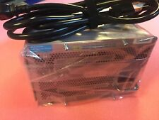 USED J9306A HP Procurve PoE+ Power Supply 5400ZL and 8200ZL Switch w/ Power Cord