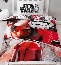 OFFICIAL STAR WARS THE LAST JEDI - SPAWNED Reversible Single Duvet bed set