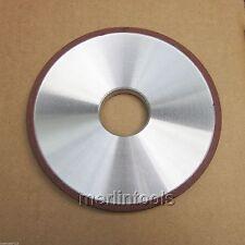 150 x 25mm Diamond Resin Straight Grinding Wheel 180G