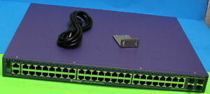 Extreme Networks Summit 16535 X440-G2-48p-10GE4 with EDGE License 4xAvailable