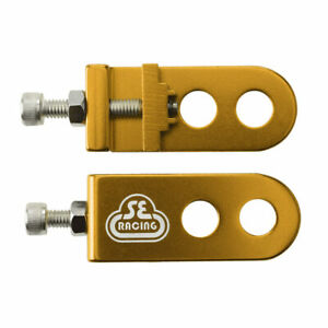 SE Racing Lockit Chain Tensioners Gold