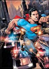 Action comics Superman New 52 DC universe comic refrigerator FRIDGE MAGNET D33