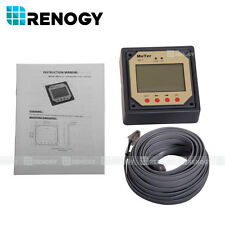Renogy MT-1 Remote Meter w/ LCD Display for Duo Battery Charge Controller