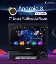 XTRONS D782A AUTORADIO GPS 1 DIN ANDROID 8.1 WI-FI 4G USB SD DVD 2GB RAM 8CORE