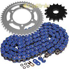 Blue O-Ring Drive Chain & Sprockets Kit Fits YAMAHA R6 YZF-R6 2003 2004 2005