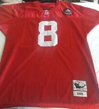 49ers Steve Young Mitchell   Ness Throwback Jersey Size 52 Mens 511b4ca8c