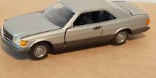 NZG car voiture mercedes E280/300 1/35 no 1/50 1/43 conrad gescha cursor rw